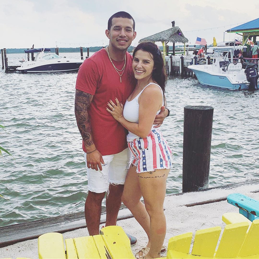 Javi Marroquin and Fiancee Lauren Comeau Appear to Be Living Together Again After Split