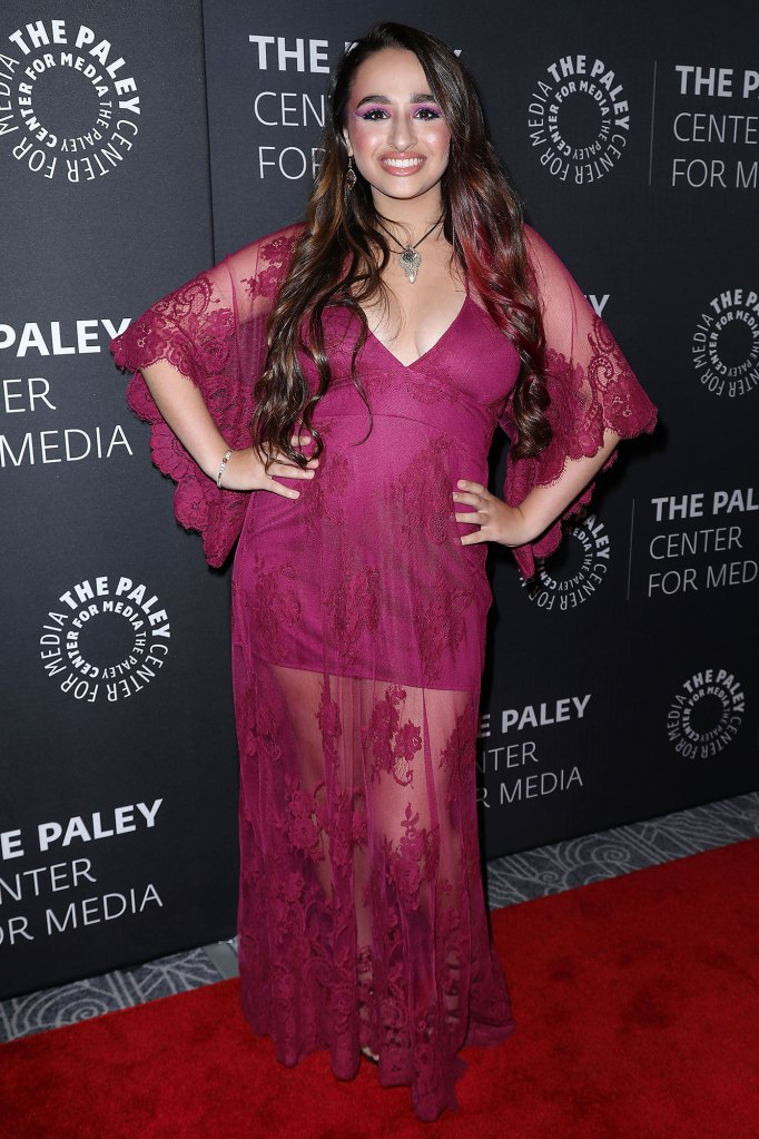 Jazz Jennings Deferring From Harvard Purple Dress