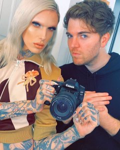 Jeffree Star and Shane Dawson's Conspiracy Collection Launch