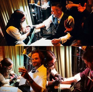 Jeffrey Dean Morgan Gets Tattoo with Supernatural Costars Jensen Ackles and Jared Padalecki