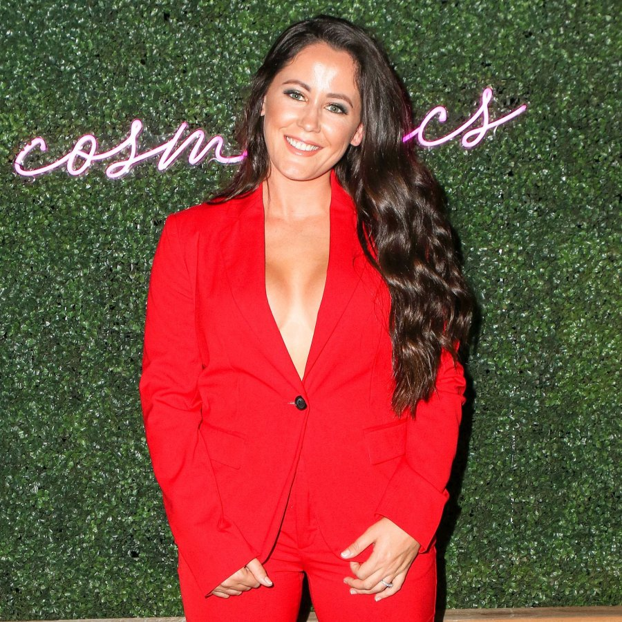Jenelle Evans Denies She's Pregnant With Baby No. 4: I'm Just Eating 'Straight Carbs'