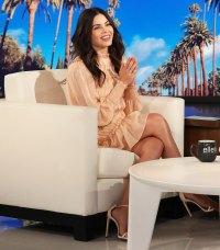 Jenna Dewan Admits Pregnancy Cravings on The Ellen DeGeneres Show
