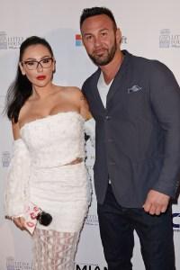 Jenni 'JWoww' Farley's Ex-Husband Roger Mathews Criticized for Kids' Halloween Costumes With Cigarettes