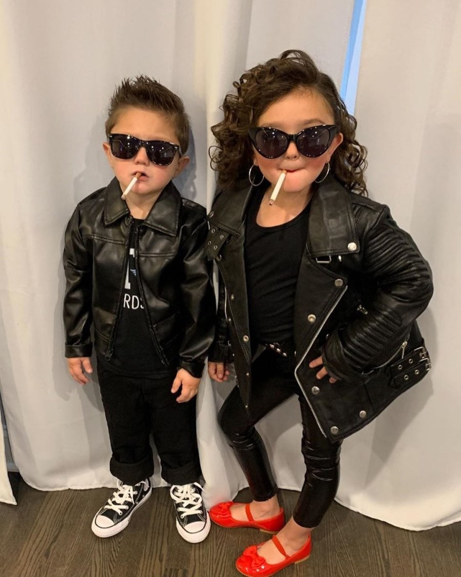 Jenni 'JWoww' Farley's Ex-Husband Roger Mathews Criticized for Kids' Halloween Costumes With Cigarettes