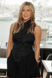 Jennifer Aniston Celebrities Reveal the Foods They Hate