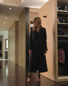 Could This Possibly Be a Peek Into Jenner Aniston's Closet?