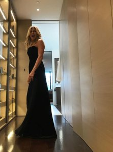 Jennifer Aniston's Closet Sneak Peek