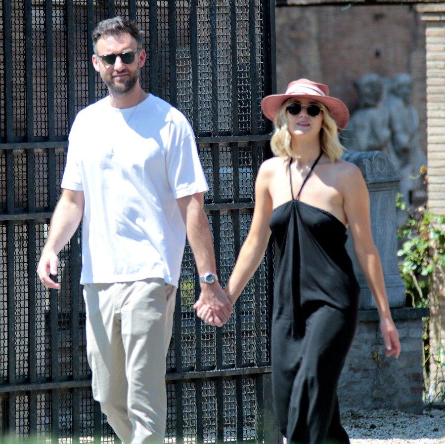 Jennifer Lawrence Marries Cooke Maroney