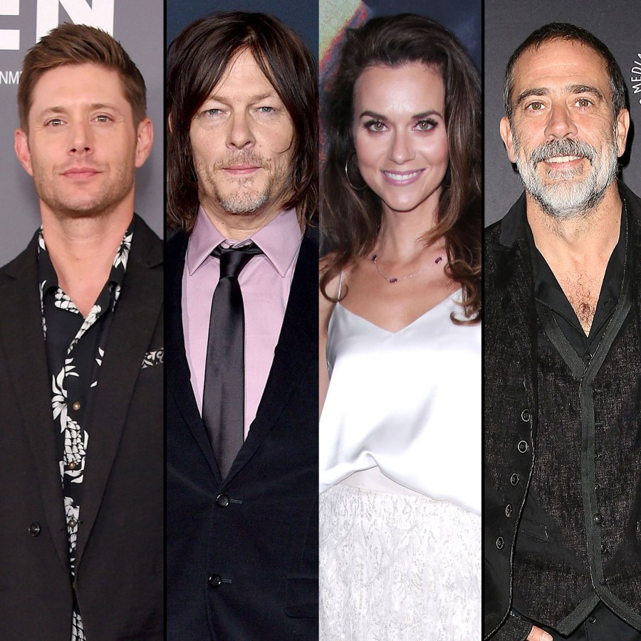 Jensen-Ackles-Norman-Reedus-Hilarie-Burton-Jeffrey-Dean-Morgan