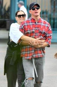 Jessie J Misses Cuddle Machine BF Channing Tatum