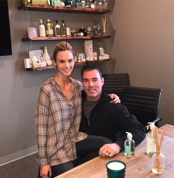 Jim Edmonds Responds to Meghan King Edmonds After Cheating Accusations