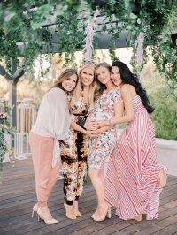 Joanna Krupa Baby Shower Party