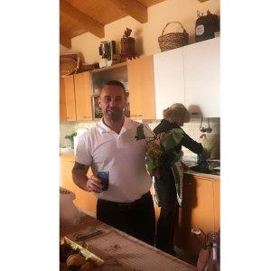 Joe Giudice Italy Gia Giudice Instagram