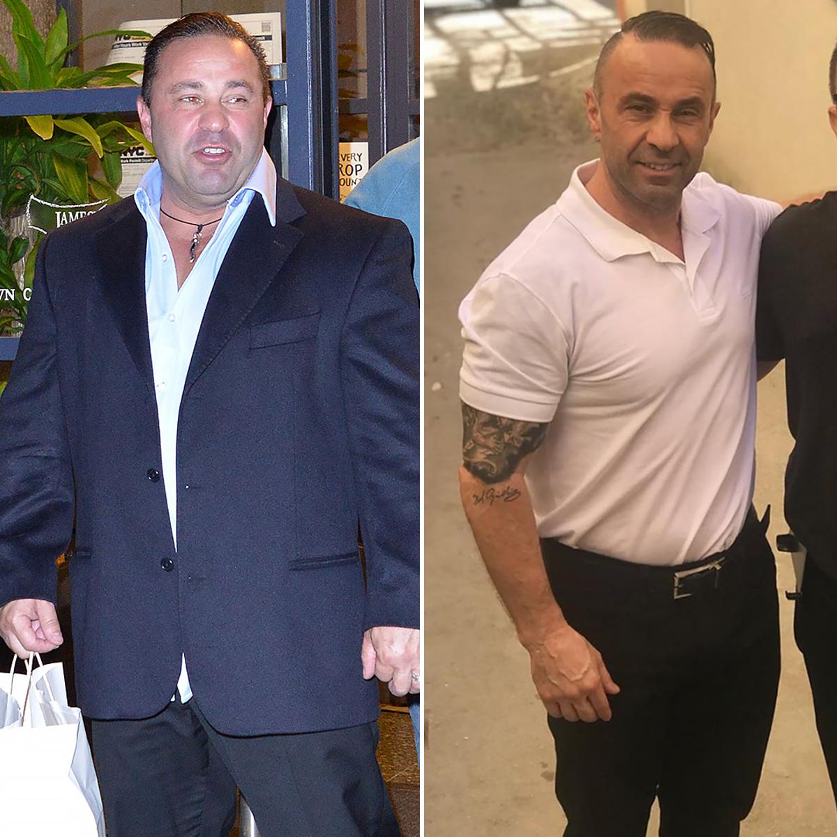 david blue weight loss
