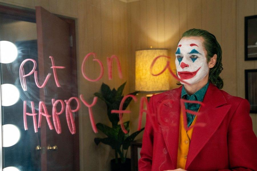 Joaquin Phoenix Joker 2019 Film Still