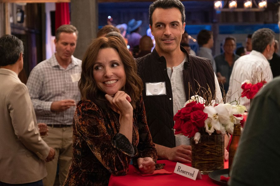 Julia Louis-Dreyfus, Reid Scott Veep