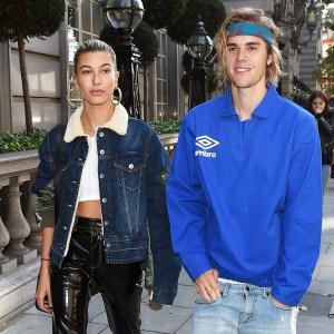 Justin Bieber Hailey Baldwin Get Cozy in Calvin Klein Underwear Campaign