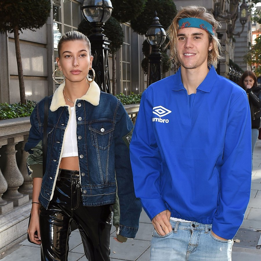 Justin Bieber Jokes With Hailey Baldwin About Kissing Him in Post-Wedding Video