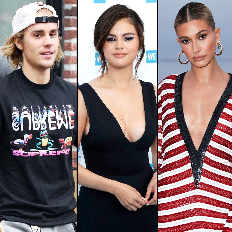 Justin Bieber Romances With Selena Gomez Hailey Baldwin Timeline