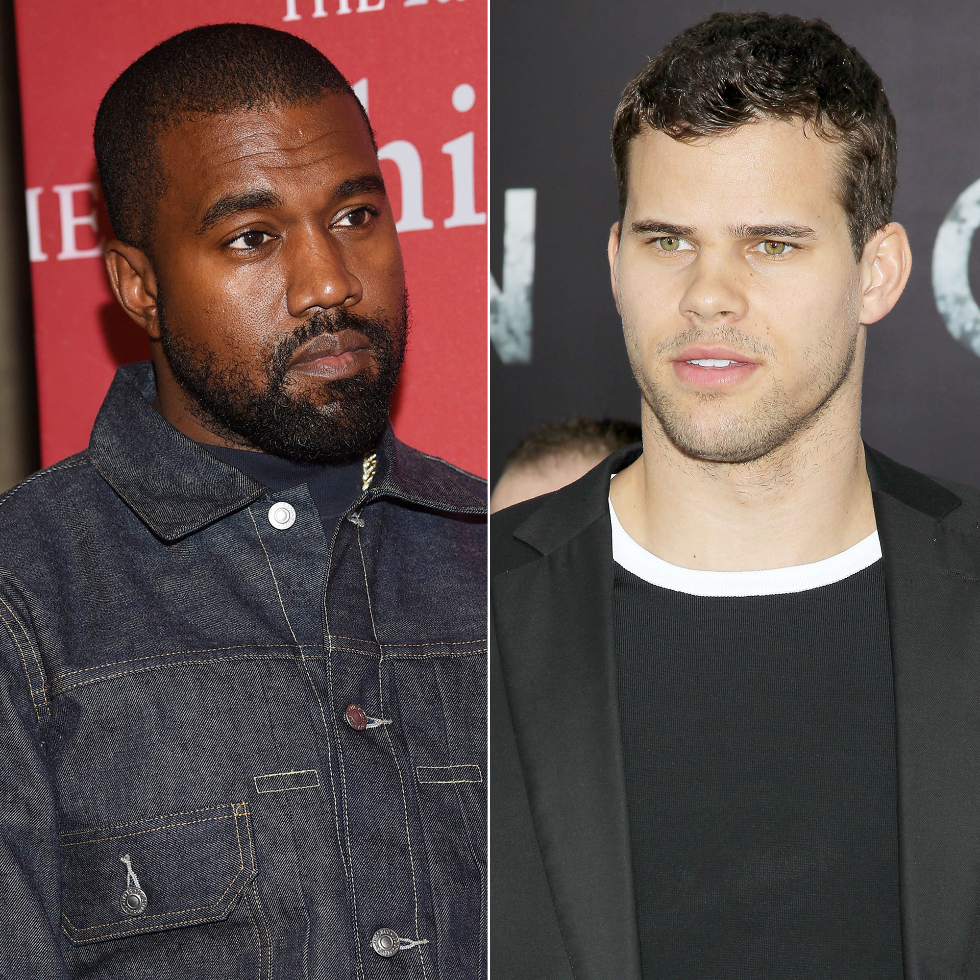 Kanye West Takes a Jab at Kris Humphries
