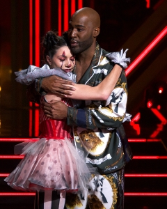 Karamo Brown and Jenna Johnson Dancing with the Stars Elimination