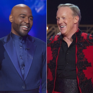 Karamo Showed Sean Spicer He's 'a Human Being' During Dancing with the Stars