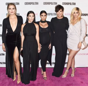 The Kardashian-Jenner Family Is Just Like Us, Wears a Million Different Sizes Based on the Designer