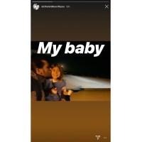 Scott Disick Kisses Daughter Penelope
