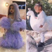Kardashian and Jenner Kids Rocking Amazing Halloween Costumes