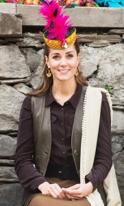 Kate Middleton Pakistan Royal Tour Outfits Day Three