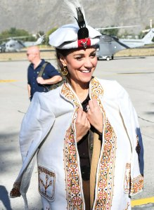 Why Duchess Kate's Royal Tour of Pakistan Outfits Were So Different From Her Usual Style — Listen