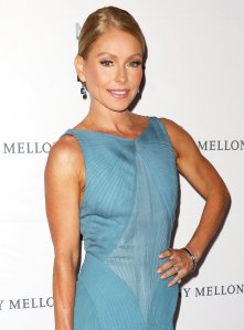 Kelly Ripa Confesses to Getting Plastic Surgery on Her Earlobes