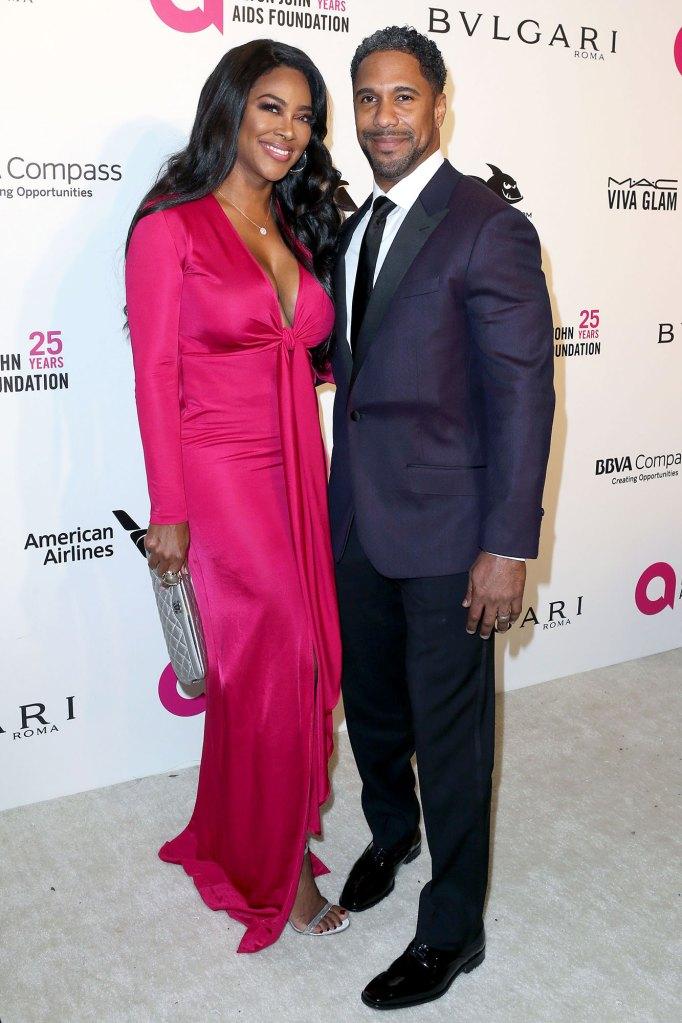 Kenya Moore and Marc Daly Real Housewives of Atlanta