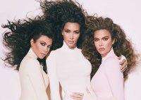 Khloe Kardashian Goes Brunette For Kardashian Fragrance Ad