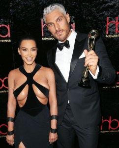 Kim Kardashian and Chris Appleton