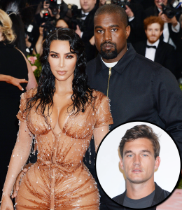 Tyler Cameron Criticizes Kanye West for His Remarks About Kim Kardashian's Met Gala Dress