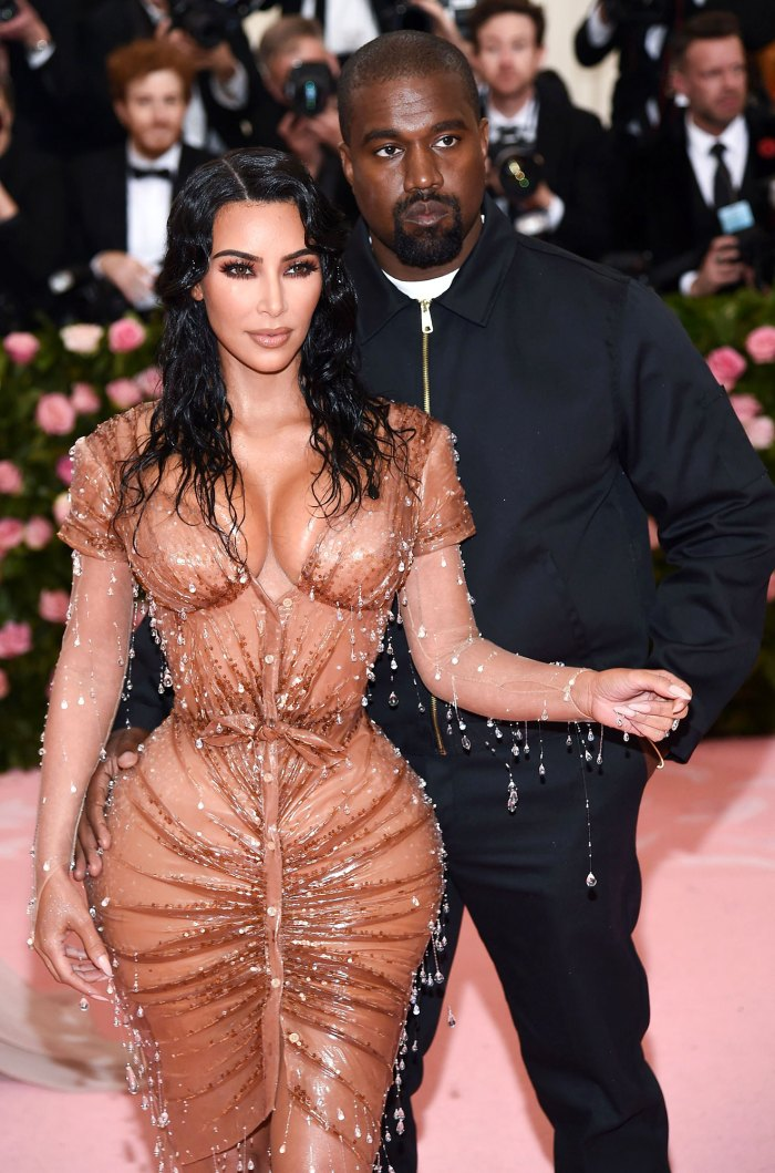 Kim Kardashian West and Kanye West Renew Wedding Vows