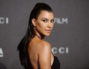 Kourtney Kardashian Defends Son Reign's Long Hair