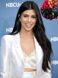 Kourtney Kardashian Recommended Foods That 'Halt the Aging Process': Bone Broth, Berries and More