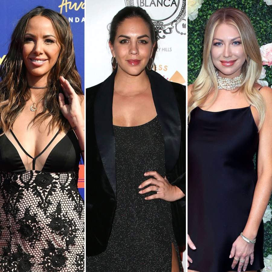 Kristen-Doute,-Katie-Maloney-and-Stassi-Schroeder Launched Liquor Lines Together