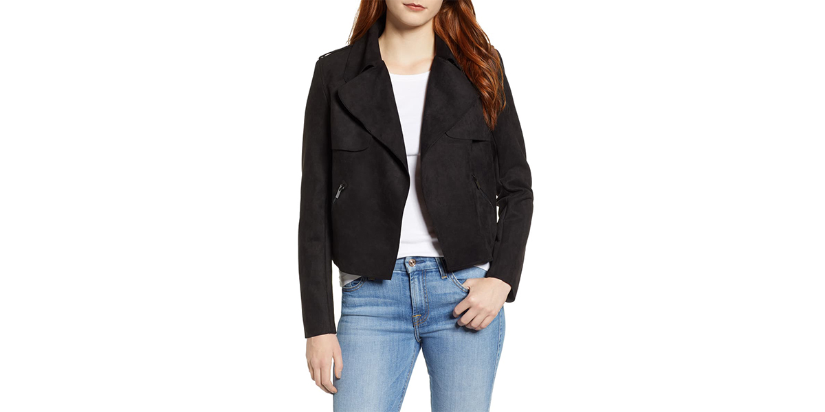 We Found the Sweetest Suede Jacket Ever (and It Comes in So Many Colors)