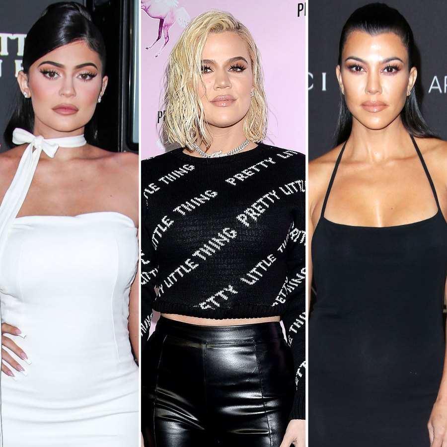 Kylie Jenner Is Following Khloe Kardashian, Kourtney Kardashian Coparenting Footsteps