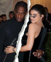 Kylie Jenner and Travis Scott Split