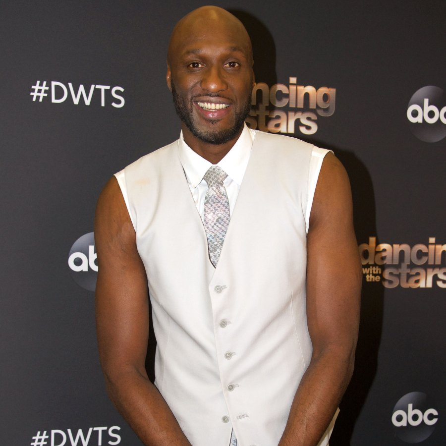 Lamar Odom Wants to 'Focus' on His Family After 'Dancing With the Stars' Exit