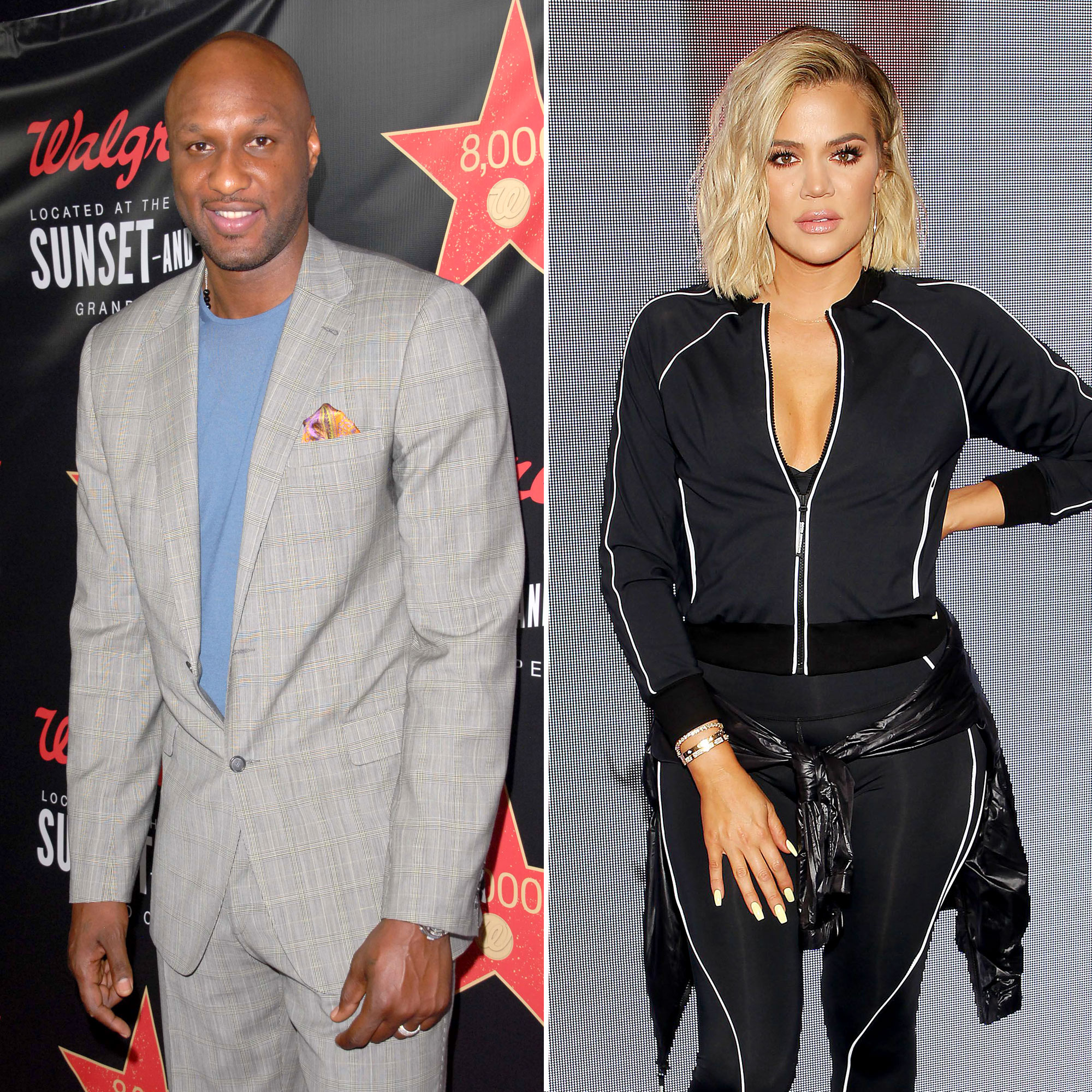 Lamar Odom Wished He Bumped Into Ex-Wife Khloe Kardashian at Hyde Lounge