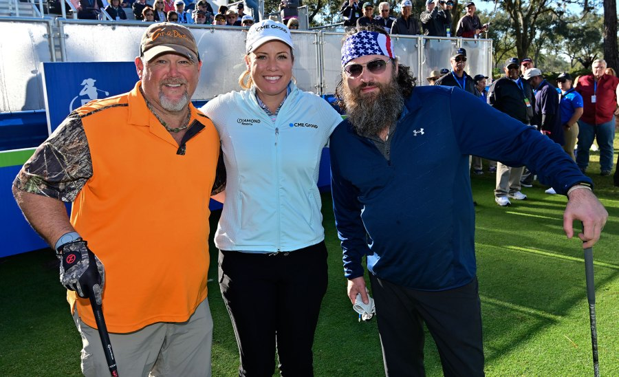Larry the Cable Guy Brittany Lincicome Willie Robertson