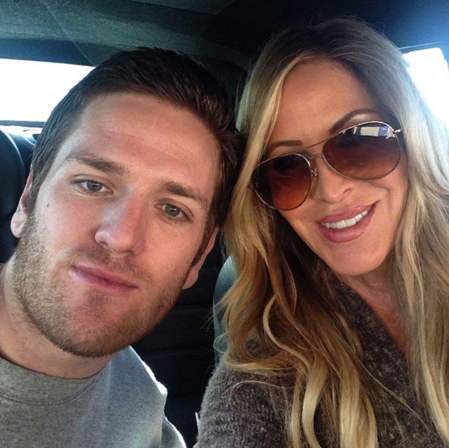 Lauri Peterson Horrified After Visiting Son Josh in Jail Instagram Selfie