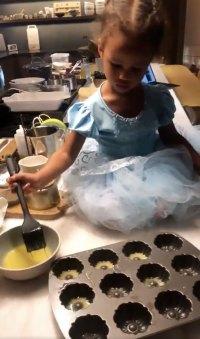 Luna Princess Dress Chrissy Teigen Twitter