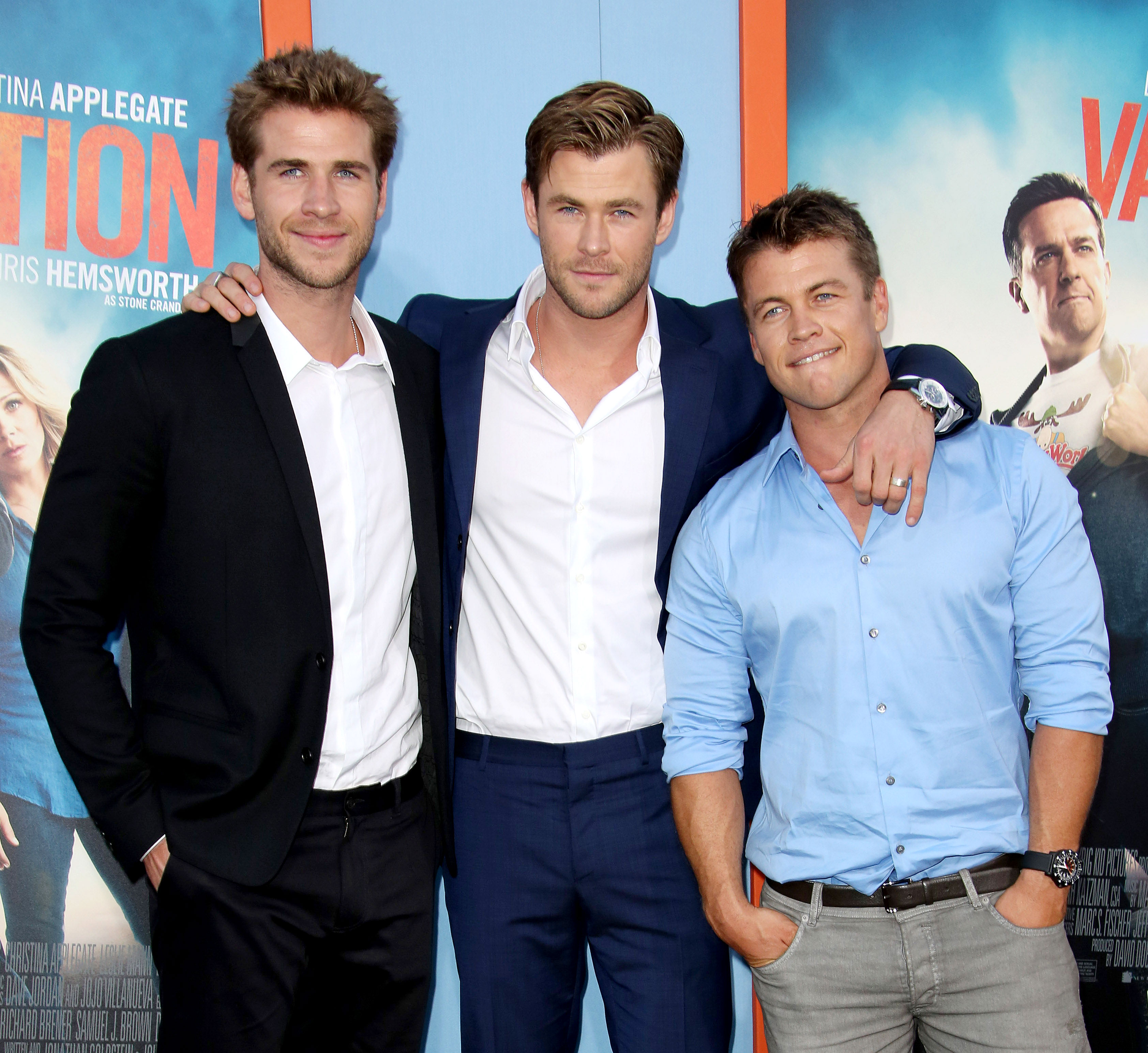 Maddison Brown Once Joked About Wanting to F--k All 3 Hemsworth Brothers
