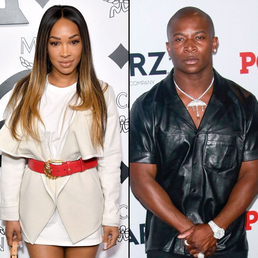 Malika and O.T. Genasis Manicures